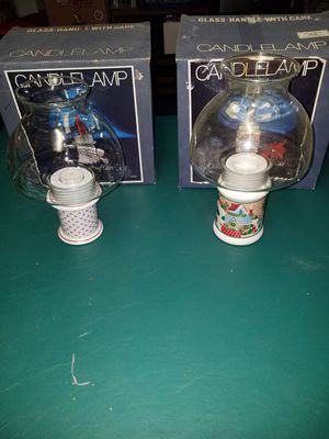 Candlelamp for Sale in Marlborough, MA