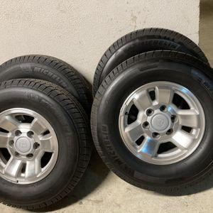"Toyota 4Runner Wheels & Tires 15"" for Sale in La Habra, CA"