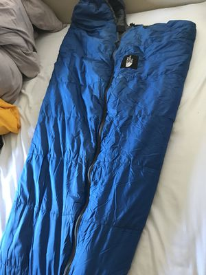 NORTH FACE MUMMY SLEEPING BAG for Sale in Riverside, CA