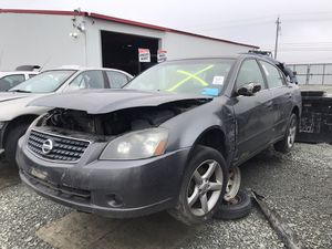 2005 Nissan Altima Part Out for Sale in Stockton, CA
