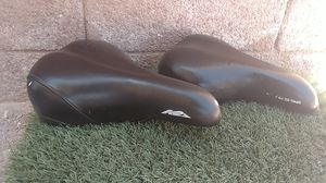 Two bike saddles seats k2 for Sale in North Las Vegas, NV