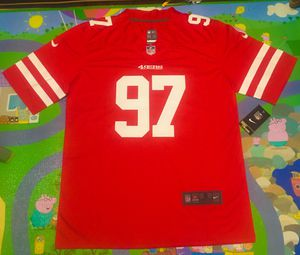 49ers stitched Nick Bosa Jersey for Sale in Rowland Heights, CA