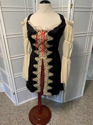 Pirate wench costume for Sale in Kennesaw, GA