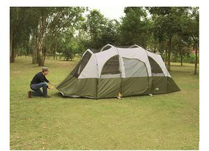 Northwest Territory KMT141810 QUICK C Eagle River 18' x 10' Tent for Sale in Houston, TX