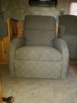RV Cloth Recliner Chair for Sale in Litchfield Park, AZ