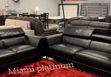 Sofa 🛋 Loveseat/// Financing Available for Sale in Hollywood,  FL