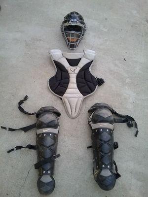 Baseball catcher gear for Sale in West Covina, CA