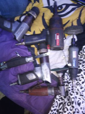 Air Tools ! Good condition! for Sale in Pineville, LA