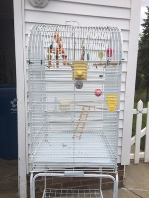 Large bird cage for Sale in MIDDLEBRG HTS, OH