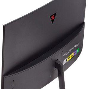 "Sceptre 24"" Curved 144Hz 1080p Gaming Monitor HDMI DisplayPort DVI AMD FreeSync for Sale in Mountlake Terrace, WA"