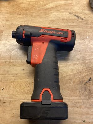 Snap on bit driver for Sale in Massillon, OH