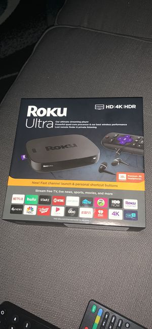 Roku tv for Sale in Cranston, RI
