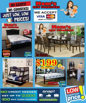 All New Furniture at Great Prices for Sale in Fresno, CA