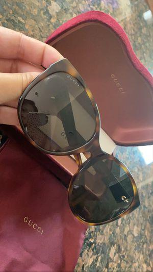 NEW Gucci Oval Havana glasses for Sale in Menifee, CA