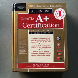 CompTIA A+ Textbook for Sale in Spring Hill, FL