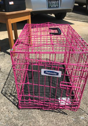 Small dog crate for Sale in Knoxville, TN