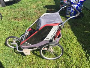 (Thule) Chariot Cougar 2 - stroller and bike trailer for Sale in San Diego, CA