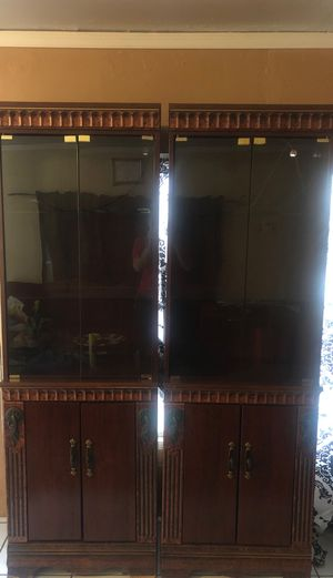 Display cabinets for Sale in Miramar, FL
