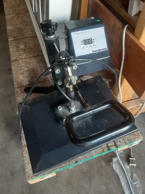Digital Clothes heat press machine/ maquina para impremir ropa for Sale in Lincoln Acres, CA