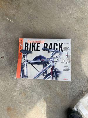 Horizontal bike rack for Sale in Farmington, MN