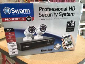 Swann Security System 720P for Sale in Roanoke, VA