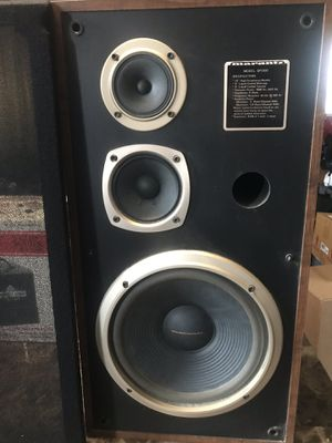 Vintage Marantz SP1000 only have the One for Sale in West Dundee, IL