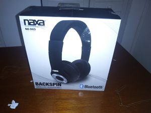 Blackspin Headphones Wireless Bluetooth for Sale in Miami, FL