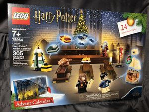 Legos Harry Potter Advent Calendar for Sale in Tracy, CA