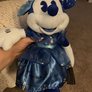 Minnie Mouse Main Attraction Peter Pan Plush for Sale in West Covina, CA