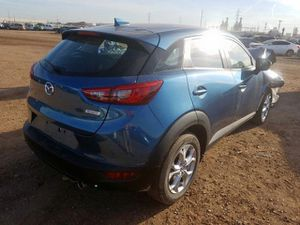 Parting wrecked 2016 Mazda CX3 for Sale in Laveen, AZ