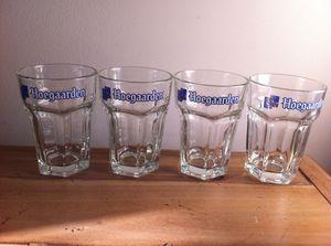 Hoegaarden Beer 4-Piece Glassware Set for Sale in Nashville, TN