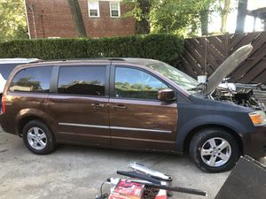 Dodge Grand Caravan Stow N Go for Sale in Silver Spring, MD