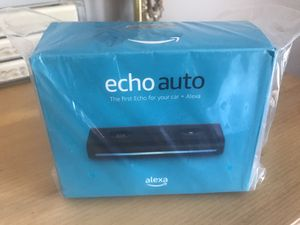 Echo Auto - Brand New! Still in packaging. for Sale in Piedmont, CA
