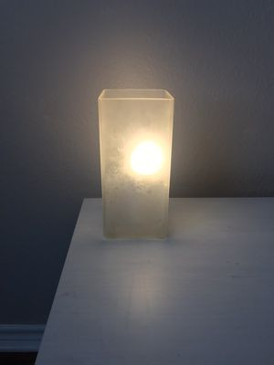 Two modern lamps for Sale in Dallas, TX