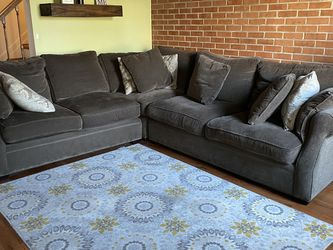 Green Sectional Couch for Sale in Baltimore,  MD