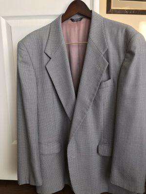 Men's Sport Coat by Bernard Holtzman, Gray, Size: 42 Regular, NEW!! for Sale in Palm Beach Gardens, FL