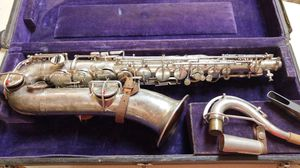 Vintage Martin Alto Sax in working order for Sale in Dale City, VA