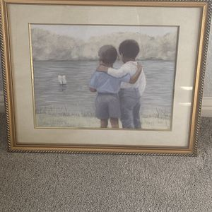 Picture Of Two Boys for Sale in Richmond, CA