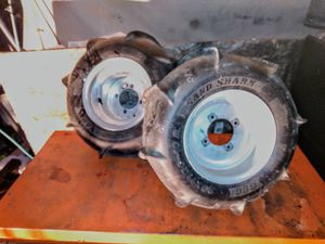 Set of ATV Rims & Tires for Sale in Seattle, WA