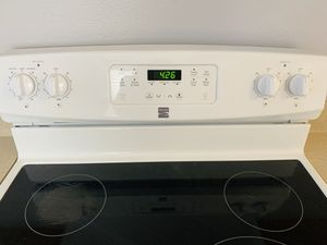 Kenmore Electric Cooktop - great condition and works perfectly fine. .Org $650+ for Sale in Orlando, FL