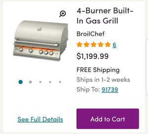 brand new BBQ Grill for Sale in Moreno Valley, CA