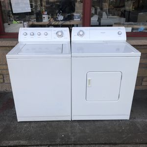 Whirlpool Washer And Dryer Set for Sale in Lacey, WA