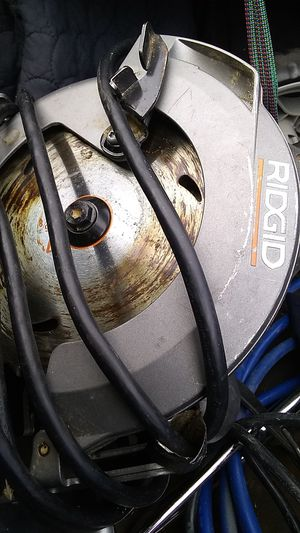 Ridgid circler saw for Sale in Tacoma, WA