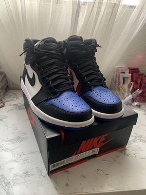 Jordan 1 Royal toe size 10 for Sale in CRYSTAL CITY, CA