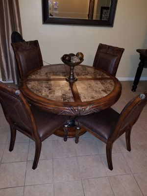 Marble dining set for Sale in Tolleson, AZ