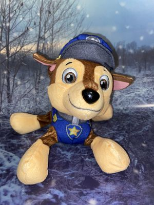 """Nickelodeon Paw Patrol Chase 9"""" plush for Sale in Lakewood, CA"""