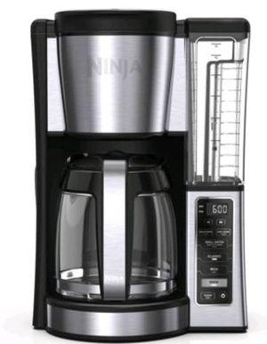 Ninja coffee maker programmable for Sale in Brooklyn, NY