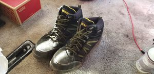 Brahma Steel-Toed Work Boots Size 12 for Sale in Modesto, CA