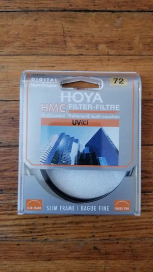 UV Camera Lens filter (Various Sizes) for Sale in Queens, NY