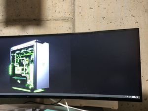LG 5K 49INCH ULTRA-WIDE MONITOR (had it only 2 months) MINT CONDITION for Sale in Salt Lake City, UT